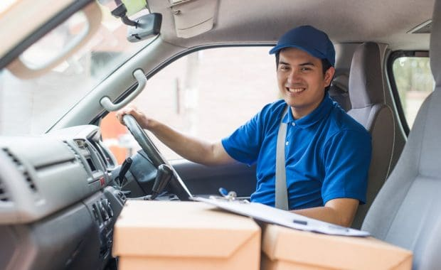 Postal or Courier Services?