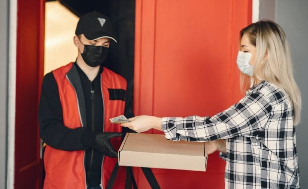 safe delivery service